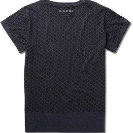 MARNI - Marni Polka Dot Cotton T-shirt