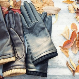 DENTS - HAIRSHEEP LEATHER GLOVES