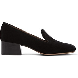Chloé - Velvet pumps