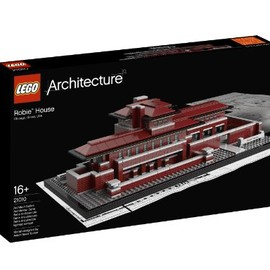 LEGO - Architecture Robie House 21010