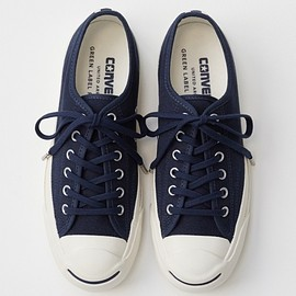 green label relaxing ×CONVERS - JACK PURCELL 別注