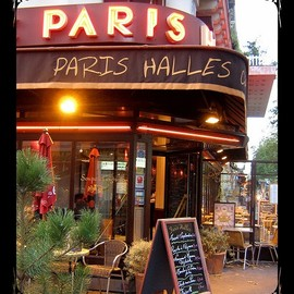 Paris - Paris cafe