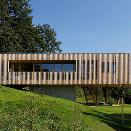 Juri Troy Architects - Passive all Timber House, Australia