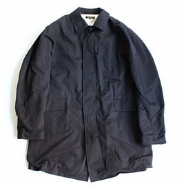 Paul Harnden - Mac Coat Black