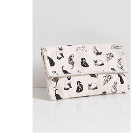 TEMBEA - Clutch bag large cat