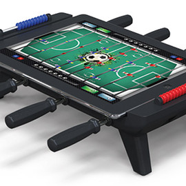 New Potato Technologies - Classic Match Foosball for iPad