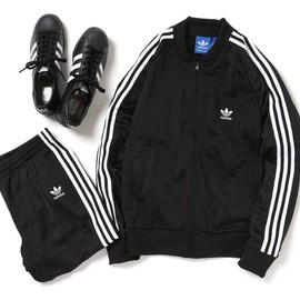 adidas x beams - TRACK TOP,TRACK PANTS,SS80's