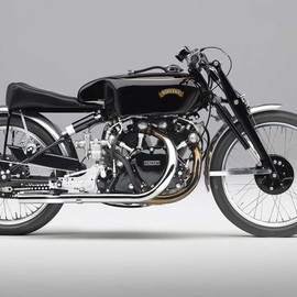 "Vincent - Series B Rapide Special ""Gunga Din""  1947"
