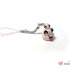 Luulla - Cell phone charm: Caca de l'Arale
