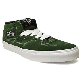 VANS - Half Cab / Forest Green