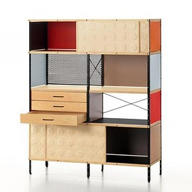 CHARLES & RAY EAME - EAMES STORAGE UNIT BOOKCASE