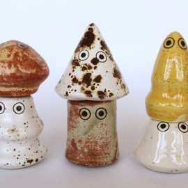 Studio Arhoj and Louise Gaarmann - Ghost Ceramics