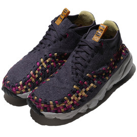 NIKE - Air Footscape Woven Chukka - Wool Pack (Purple)