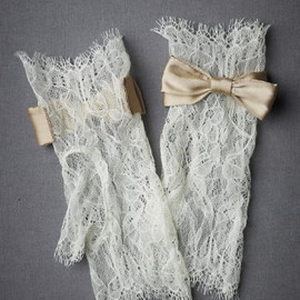 BHLDN - Peachy Keen Gloves