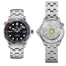 OMEGA - 'James Bond' 50th Anniversary Limited Edition Seamaster