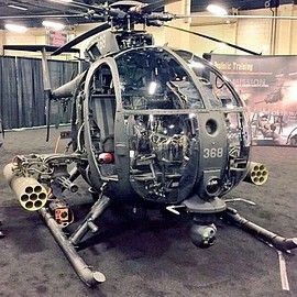 MD Helicopters MH-6 Little Bird