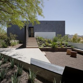 Wendell Burnette - Dialogue House, Phoenix, Arizona