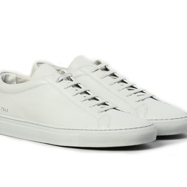 common projects - common projects low achilles grey COMMON PROJECTS LOW ACHILLES | WRONGWEATHER SALE