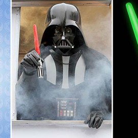 STAR WARS - LIGHTSABER ICE CANDY