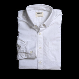 TODD SNYDER - Japanese Selvedge Oxford Shirts (White)