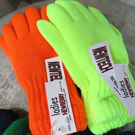 Newberry Knitting - NEWTECH LINED POLICE GLOVE
