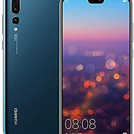 Huawei - Huawei P20 Pro (CLT-L29) 6GB / 128GB 6.1-inches (Midnight Blue)