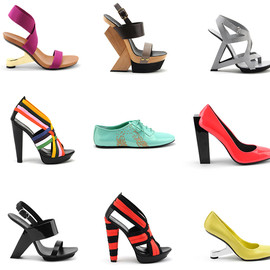 UNITED NUDE - shoes