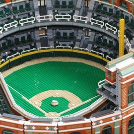 LEGO, RedCoKid - Green Gables Stadium