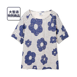 UNIQLO - G KAREN WALKERプリントT(半袖)A01+