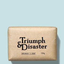triumph & disaster - SHEARERS SOAP, 130G bar