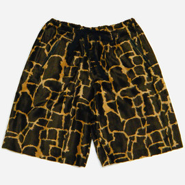 SUNSEA - SUNSEA Giraffe shorts