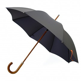 London Undercover - Dark Grey City Gent Defence Umbrella