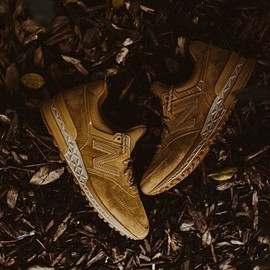 New Balance - 574 Sport - Tan/Brown