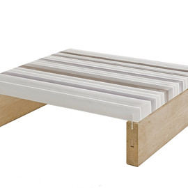 Reinier de Jong - PLET coffee table