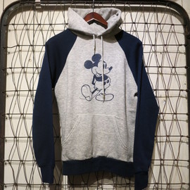 Disney - Vintage Mickey Mouse Sweat Parka