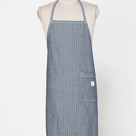 SAVE KHAKI UNITED - FISHER STRIPE APRON