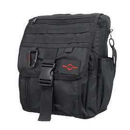 Flying Circle Gear - Business Backpack - Black