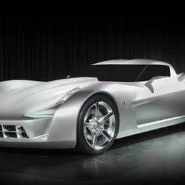 CHEVROLET - Stingray Concept