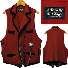 A Child Of The Jago - 2010 A/W Collection Trim Waistcoat