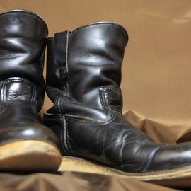 RED WING - PECOS Boots