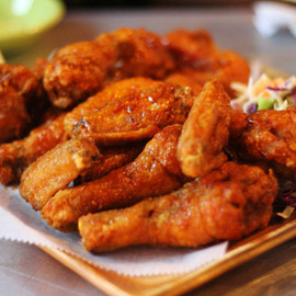 BonChon Chicken - Soy Garlic Wings
