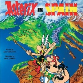 Rene Goscinny - Asterix in Spain