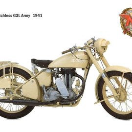 Matchless - G3L Army  1941