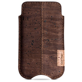 Corkor - Cork iPhone 4 / 4S case