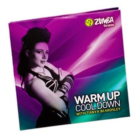 Zumba Fitness - Zumba Warm Up and Cool Down with Tanya Beardsley CD-DVD 【並行輸入品】
