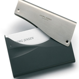 Georg Jensen - Wave Card Holder