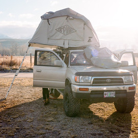 POLeR - The Letent Rooftop Tent