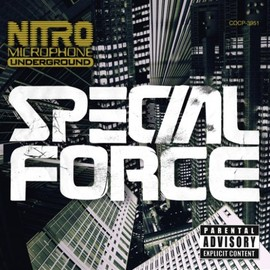 NITRO MICROPHONE UNDERGROUND - SPECIAL FORCE