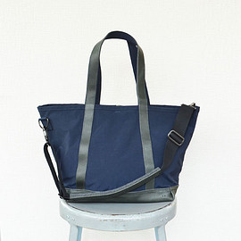 ARTS&CRAFTS - SHRINK NYLON / 2WAY TOTE