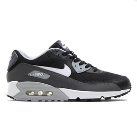 nike - NIKE AIR MAX 90 ESSENTIAL BLACK/WHITE-DARK GREY/WOLF GREY